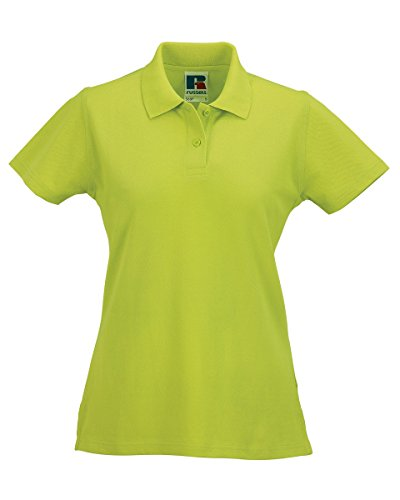 Russell Athletic - Polo - Femme Citron Vert