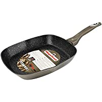 Magefesa Quartz Asador/Grill, Aluminio, Metal
