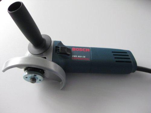 Preisvergleich Produktbild BOSCH GWS 850 CE Winkelschleifer Schleifer mit Drehzahlregelung