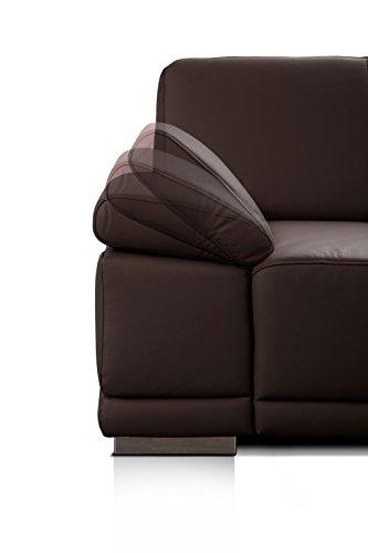 3-Sitzer Sofa Corianne Echtledercouch-180921151209