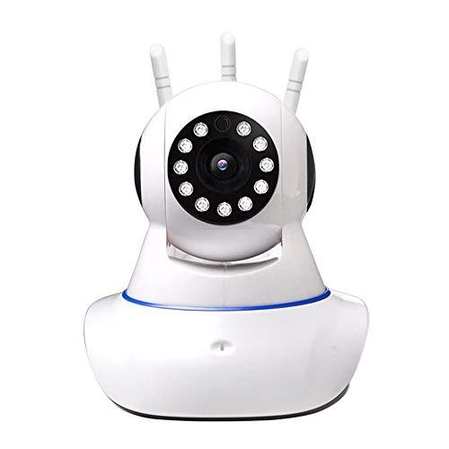 MYZ üBerwachungskameras Indoor,Ip Kamera 1080p Hd WiFi Kamera mit 360°Schwenkbare Baby Monitor Zwei-Wege-Audio Bewegungserkennung Nachtsicht UnterstüTzt Fernalarm und Mobile (Mobile Kostbare Momente)