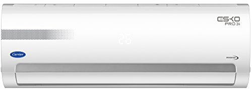 Carrier 1.5 Ton 3 Star Inverter Split AC (Copper, CAI18EO3N8F0, White)