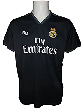 Camiseta - Personalizable - Segunda Equipación Replica Original Real Madrid 2018/2019