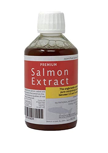 Ourons 250ml Pure Salmon Extract Liquid - Premium Carp Feed & Bait Attract