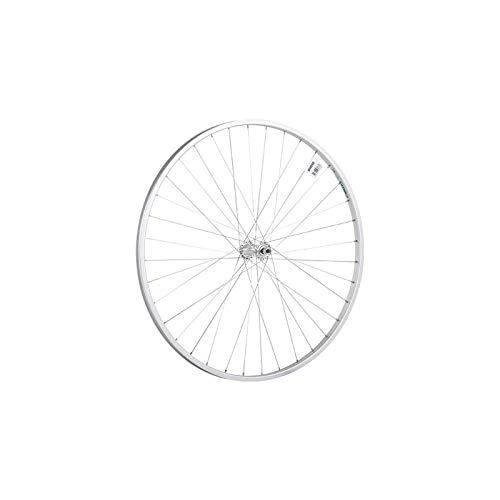 Wilkinson 27in x 1 1/4in Single Wall Front Wheel Silver