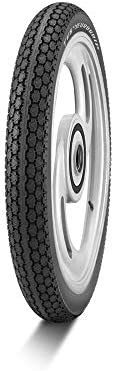 TVS Eurogrip 2.75-18 6PR SN SC79 Tube-Type Bike Tyre, Rear (3MCY50)