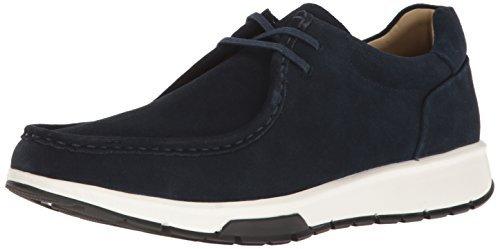 Calvin Klein Men S Kingsley Oily Suede Fashion Sneaker