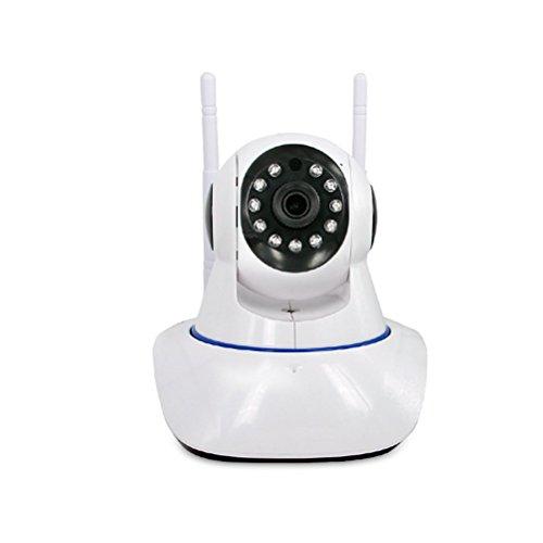 Übersetzung / Neigung & zwei-Wege-Sprach 960P HD 1.3 milioni di pixel Kamera-Überwachungssystem ip HD IP-Überwachungskamera , White Versteckte Kamera ip