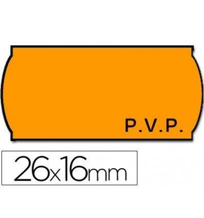 Meto - Etiquetas onduladas 26 x 16 mm pvp