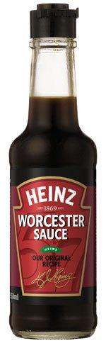 Heinz Worcester-Sauce - 150ml - 4x
