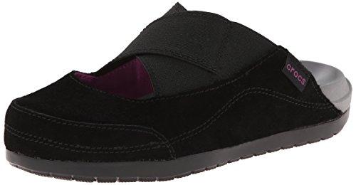 Crocs Edie Mule Black/black