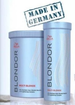 Wella Blondor Senza Polvere Linea Blondor Decoloranti 800gr