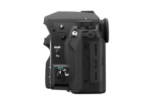 Pentax K-5 DSLR + SMC DA 18-55mm F/3.5-5.6 AL WR Lens