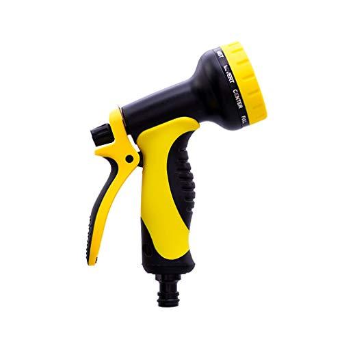 Wasserpistole Single Water Gun Garten ABS + Gummi + Metall Material zum Waschen Auto/Bewässerung Blumen/Gemüse/Reinigung Windows/Boden -