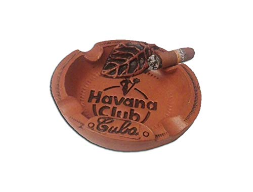 Preisvergleich Produktbild Havana Club Aufbewahrungsbeutel aus Keramik mit Stößel in Form von Sigaro Mozzicone