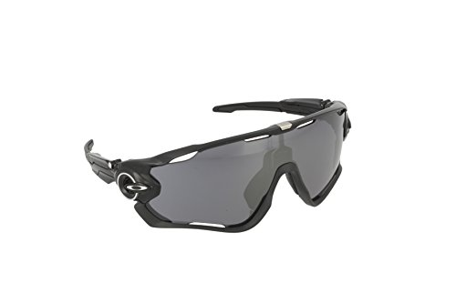 OAKLEY - 9290 Occhiali da sole, uomo, polished black