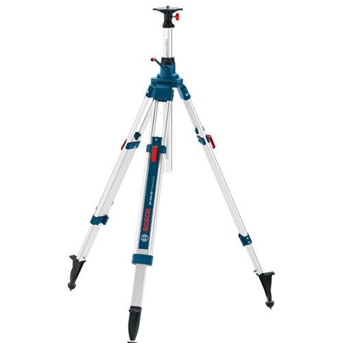 Bosch Professional Baustativ BT 300 HD (Arbeitshöhe:122 - 295 cm, Gewicht: ca. 7,2 kg, Stativ-Gewinde: 5/8 Zoll) Hd Stativ
