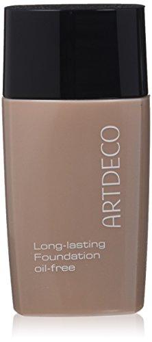 Artdeco Make-Up femme/woman, Long-lasting Foundation Oil-free Nummer 10 Rosy tan, 1er Pack (1 x 30 ml)