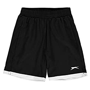 Slazenger Kinder Court Tennis Shorts Taschen