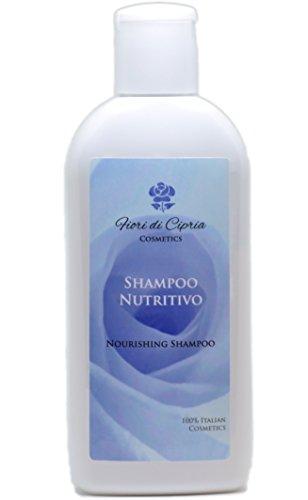 Pflegeshampoo - Die Strukturierenden Eigenschaften Von Argan-Öl, Hafermilch Und Ceramide Sind Die Ideale Pflege Von Sehr Trockenem, Spröden Und Leblosen Haar - 200 ml