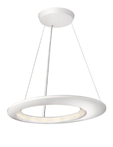Philips Lirio LED Pendant Light Ecliptic, 4075631LI, White 2.5