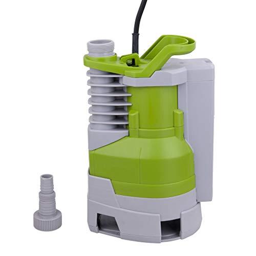 ALTERDJ Poolpumpe Schwimmbadpumpe Umwälzpumpe Filterpumpe 13500L/h,750W für die Zirkulation und Filtrierung