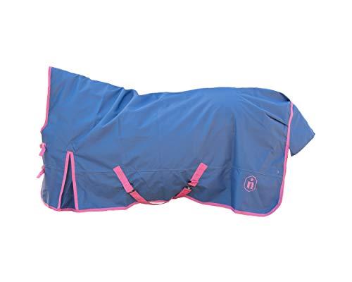 indira Regendecke pro Ripstop 1200d Wasserdicht high-Neck (135 cm, Blau 01 - Pink 01)