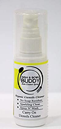 DISH & BOWL Buddy- Don't Eat Soap from you Dishes (50 ml)