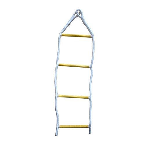 Escalera de Cuerdas para Barco de Cuatro peldaños Todoneumaticas