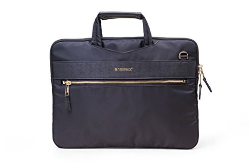 "Neopack Elita LXY Edition Bags for All 13.3"" Laptops - Black [10BK13]"