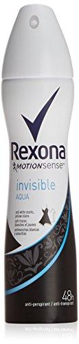 Rexona Clear Crystal Aqua Desodorante Spray para Mujer - 20 cl
