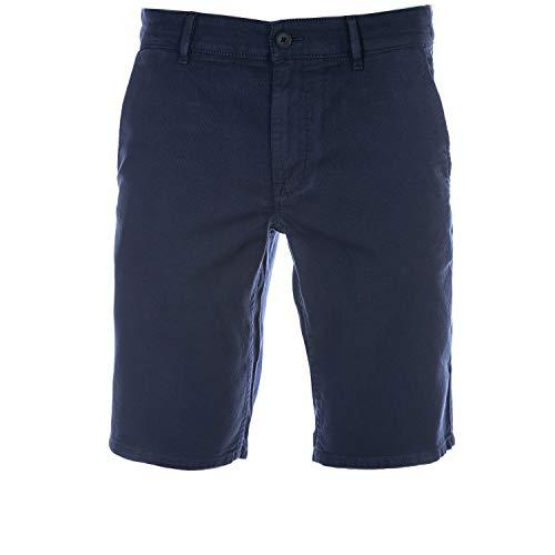 BOSS Schino-Slim Shorts Short in Navy -
