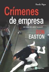 Crímenes de empresa (LETRA GRANDE NOVELA)