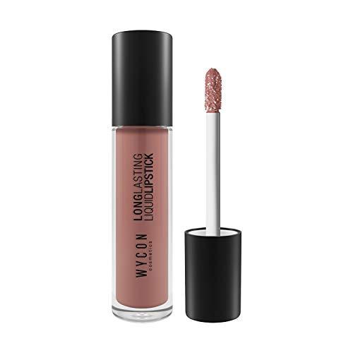 WYCON cosmetics Liquid Lipstick, N.76 Selfcontrol - 6 Confezioni da 0.03 gr