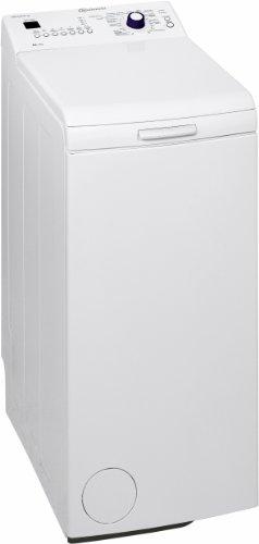 Bauknecht WAT PLUS 511 DI Toplader Waschmaschine / AAC / A-20% / 5.5 kg / 1100 UpM / 0.85 kWh / weiß