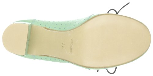 Swedish Hasbeens Margot 012, Escarpins femme Vert (Vert-TR-C3-27)