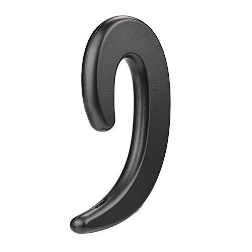 OSYARD Kabellose Headsets,Drahtlose Kopfhörer,Tragbare Knochenleitungs Sportkopfhörer Minikopfhörer Stereo Noise Cancelling Ohrhörer Earphones Headphones für Apple Samsung Android Smartphones