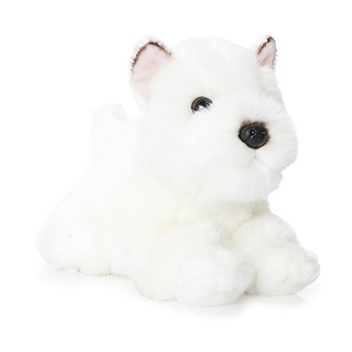 Aurora World 11-Inch Luv to Cuddle Westie Plush