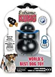 3 PACK X-TREME KONG, Color: BLACK; Size: MEDIUM (Catalog Category: Dog:TOYS)
