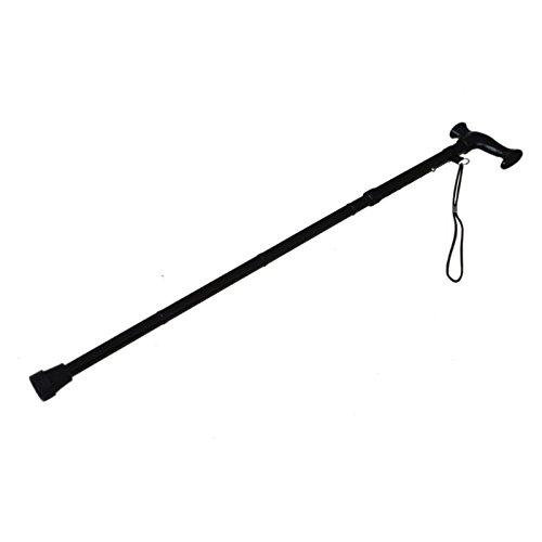 FALTBARER ALU WANDERSTOCK 86-96 cm GEHSTOCK GEHHILFE SPAZIERSTOCK KRÜCKSTOCK (Faltbarer Spazierstock)