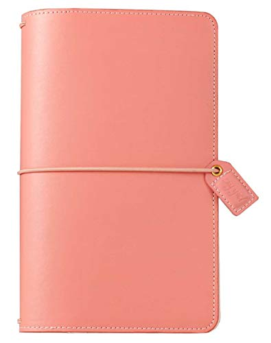 'Webster pagine Pretty Pink Travelers notebook (tj001-pp)