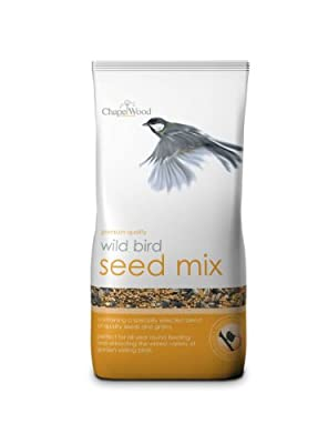Chapelwood Premium Wild Bird Seed Mix 1Kg from Chapelwood