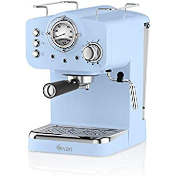 Excelvan 15 Bar Pump Espresso Italian Style Coffee Machine