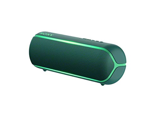 Sony SRS-XB22G - Altavoz inalámbrico portátil Bluetooth