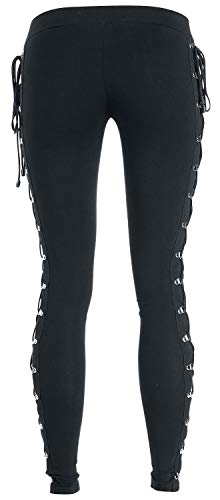 Gothicana by EMP Built For Comfort Leggings Negro L