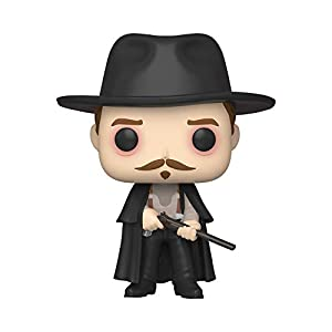 Funko 45373 POP Movies: Tombstone - Doc Holliday Collectible Toy, Multicolour