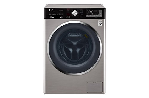 LG 10.5/7KG WASHER & 100% DRYER WITH 6 MOTION DIRECT DRIVE FRONT LOAD WASHING MACHINE F4J9JHP2T