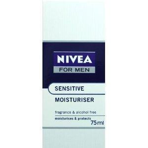 Nivea for Men Sensitive Moisturiser (75 ml)