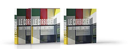 Le Corbusier : Tout l'oeuvre construit par Jean-Louis Cohen