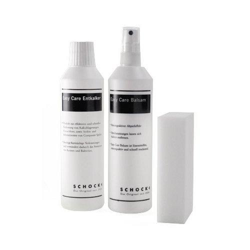 Schock 629018 Easy Care Set Reinigung Pflege Abperleffekt Balsam Entkalker Glanz